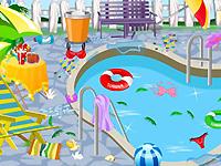 Behendigheid spelletjes pagina 7 for Zwembad spelletjes