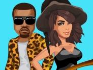 Kim Kardashian Halloween Giysileri