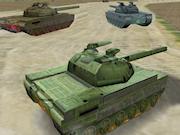 3D Tank Yarışları