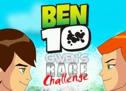 Ben 10 race challange
