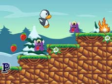 Super Penguin Infinite Run 3d