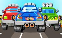 Kamyonet Racers